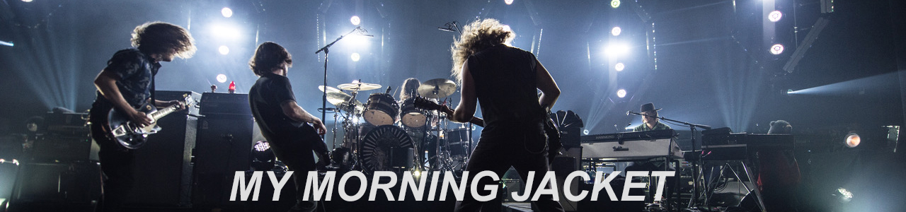 Live My Morning Jacket