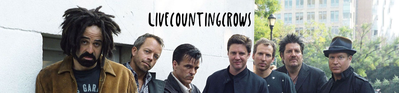 Live Counting Crows
