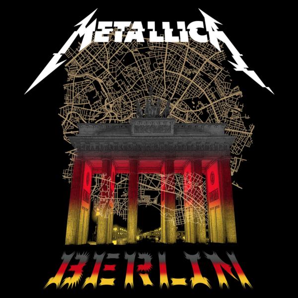Metallica online-music of 07/06/2019, Olympiastadion, Berlin