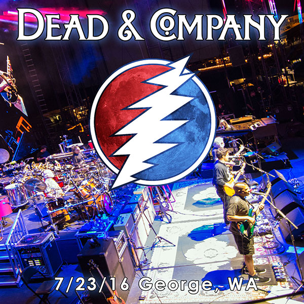 Dead and company Tour George WA June 7-8 2019 Gorge Amphitheatre T-shirt